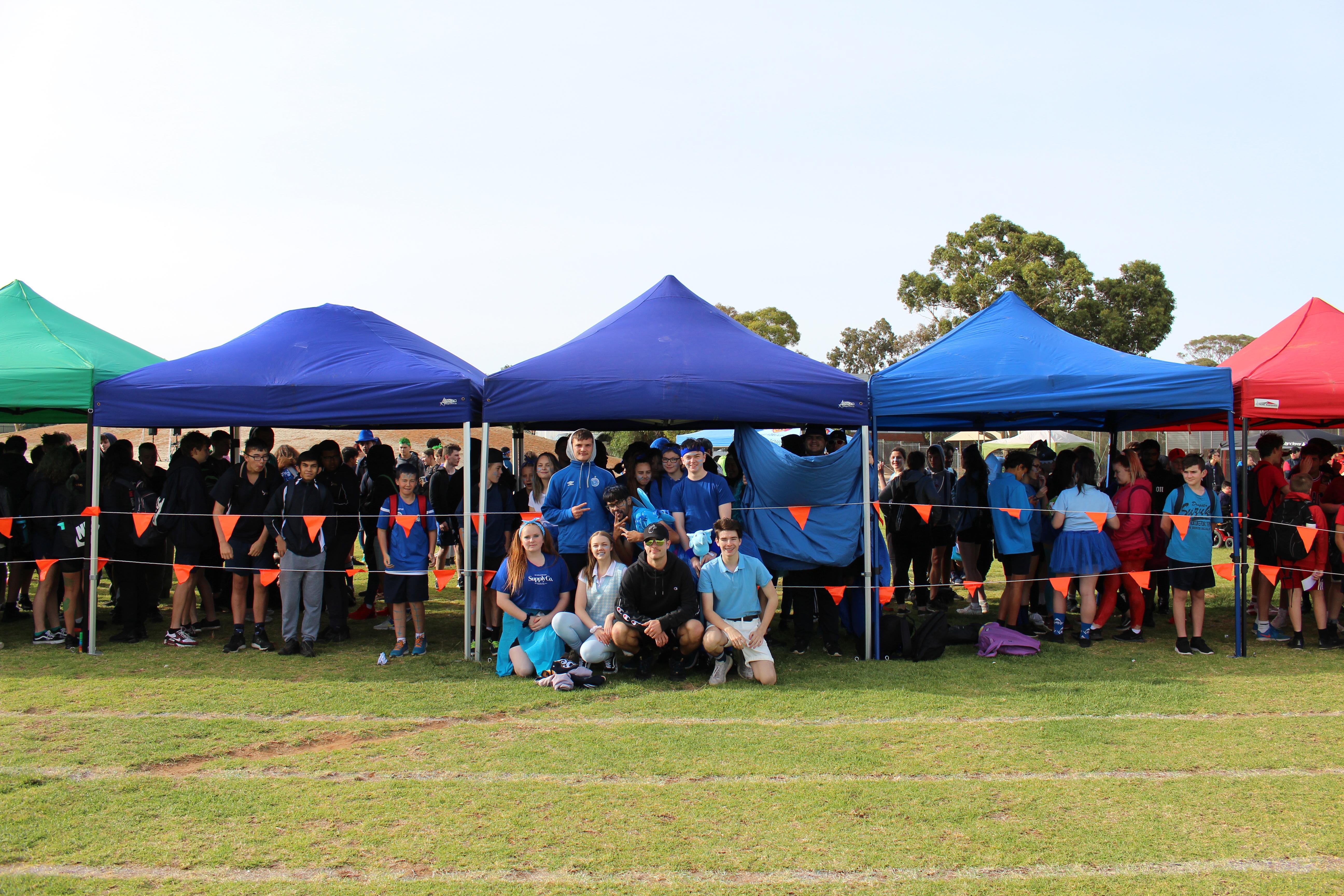Sports Day leaders - Nakudla