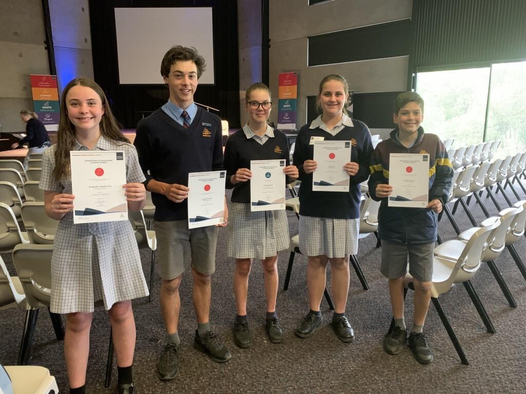 Student Awards 1