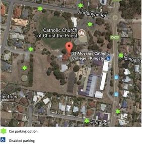 Kingston Car Parking Options