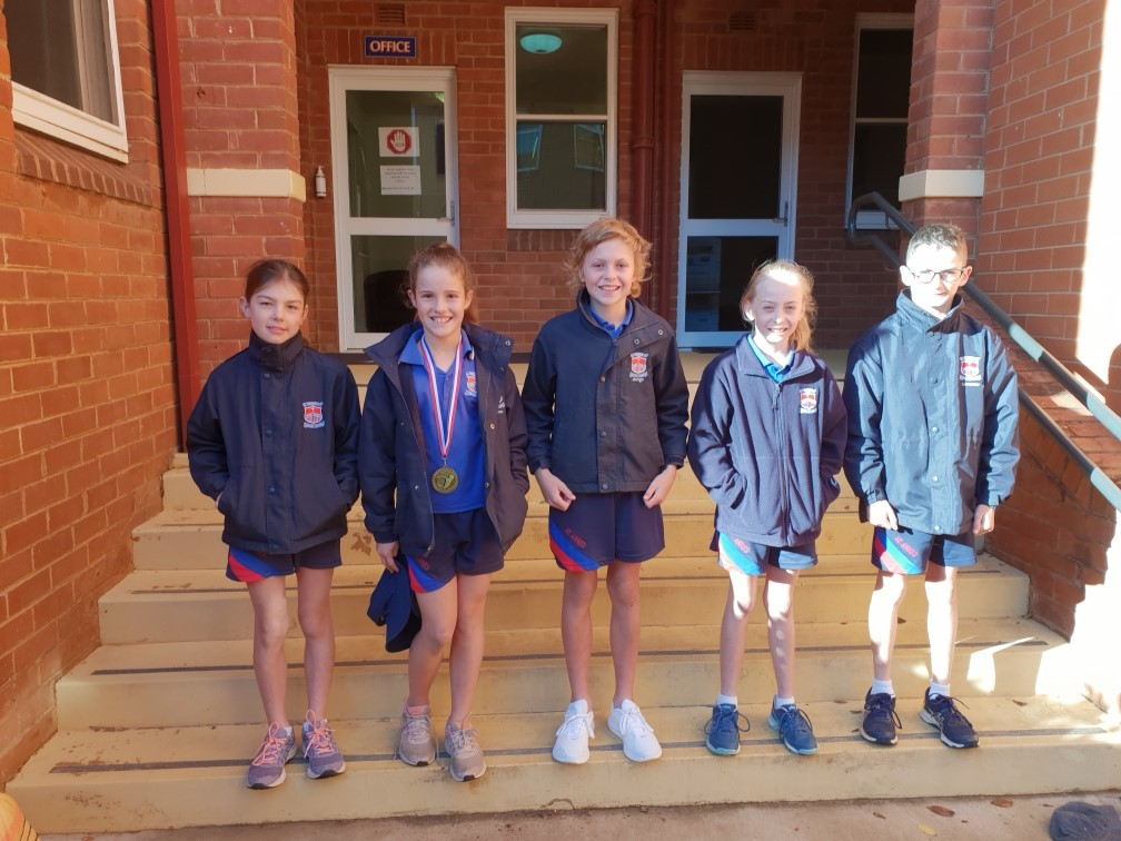Primary Cross Country