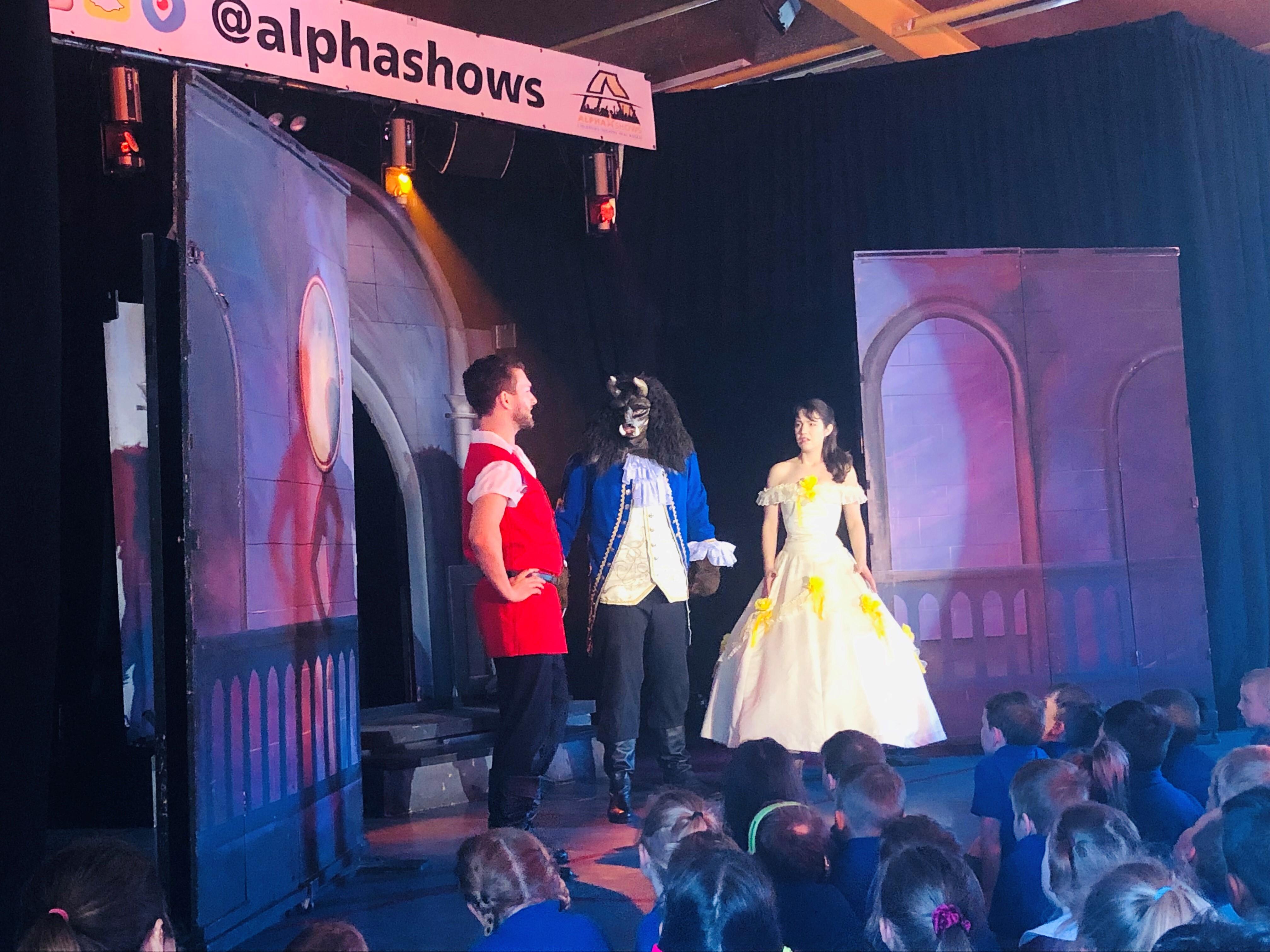 Alpha Show 3