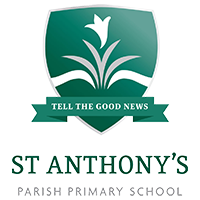 St Anthony's Parish Primary School - Wanniassa Logo