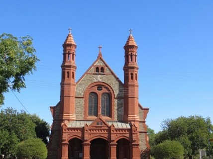 Ss Peter and Paul Church, Gawler