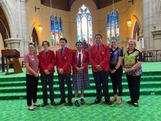 Aboriginal and Torres Strait Islander Commencement Mass