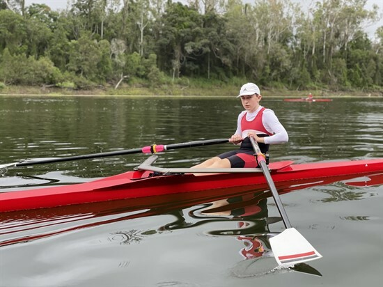 Shalom Rowing