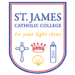 St James Catholic College, Cygnet Logo