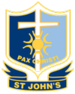 St John the Evangelist Catholic High School Nowra Logo