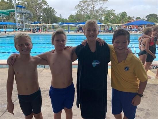 Regional Swimming 1