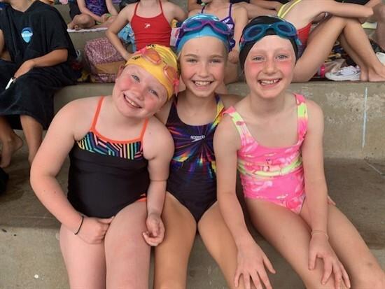 Regional Swimming 8
