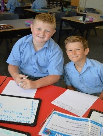 Year 4 Gallery 1