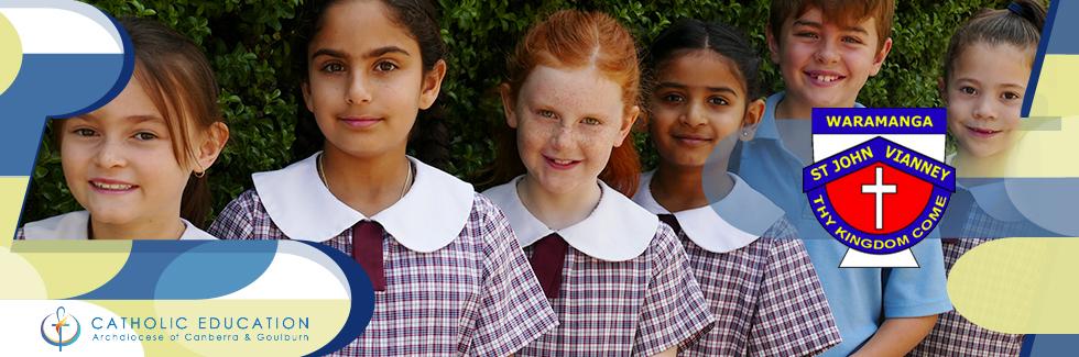 St John Vianney's Primary School - Waramanga