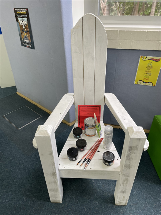 Library chair 2