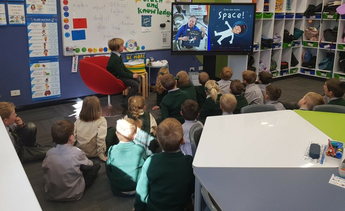 Year 1 Storytime
