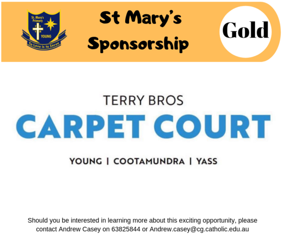 St Mary's Sponsorship Packages (1)
