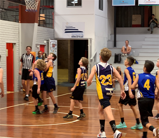 MacKillop BB - Cruze playing 1