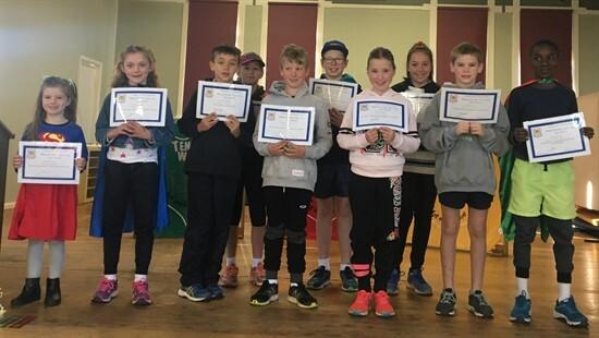 Award Winners Week 10