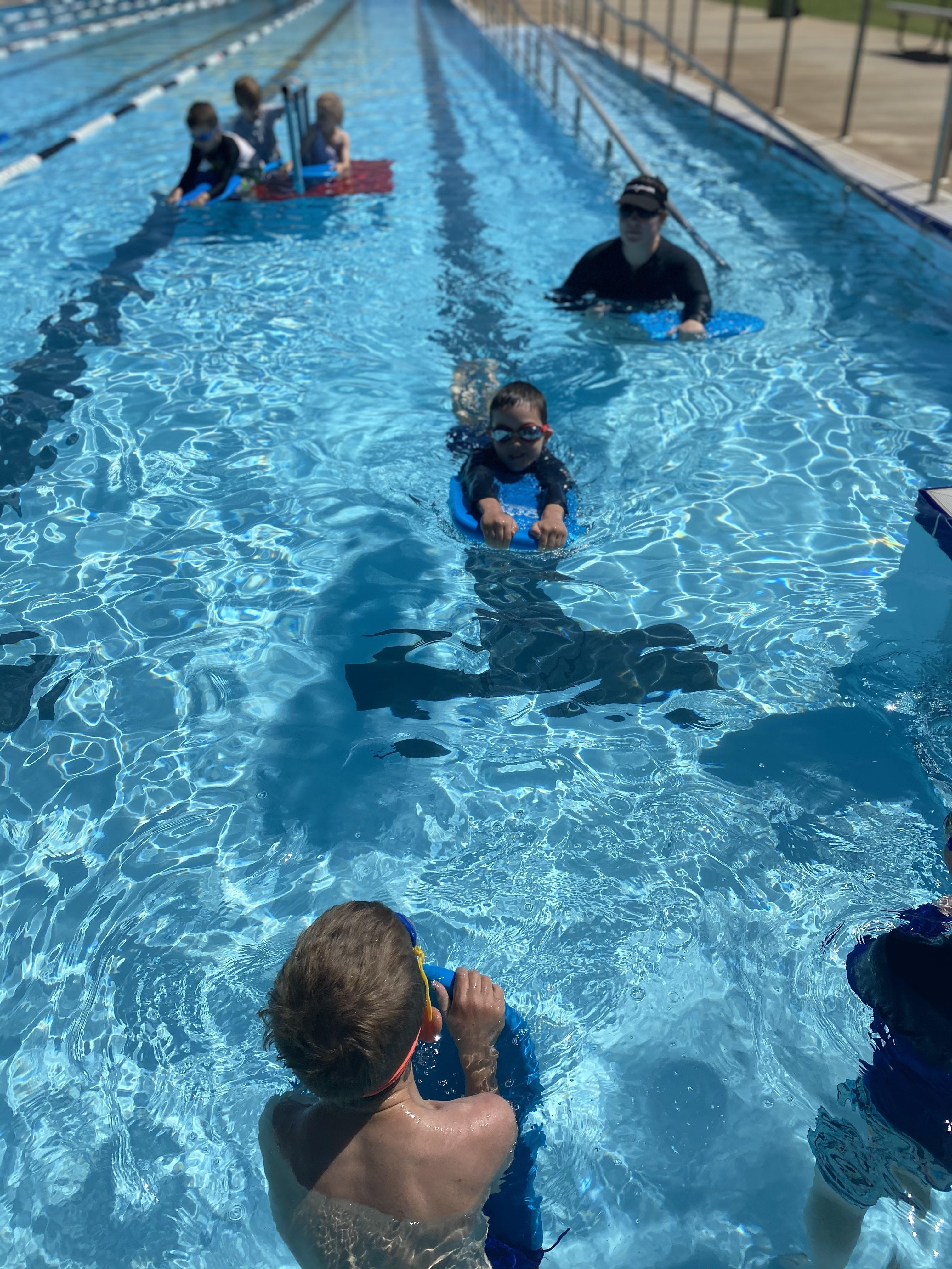 Intensive Swimming (9)