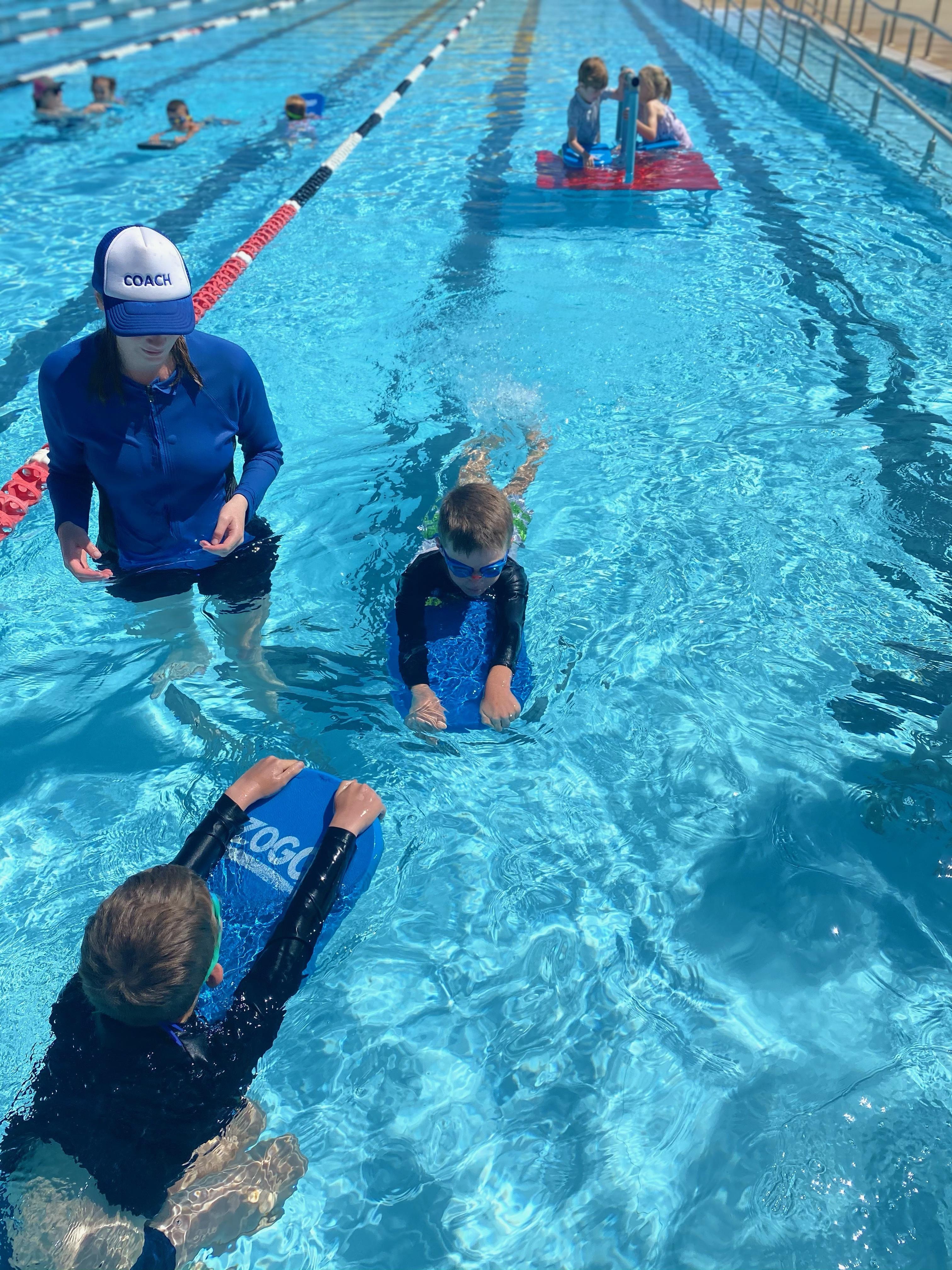 Intensive Swimming (10)