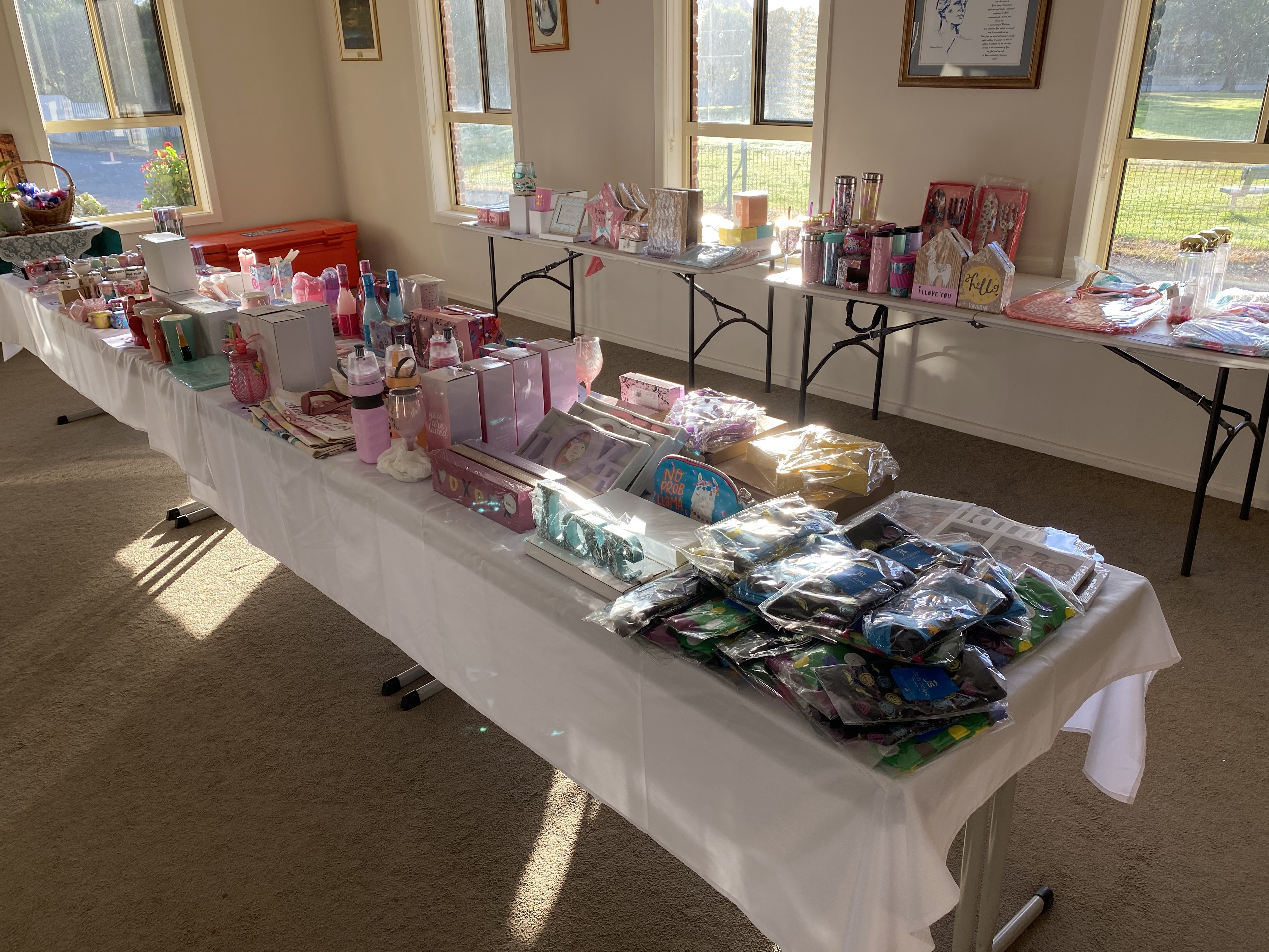 Mother's Day Stall (3)