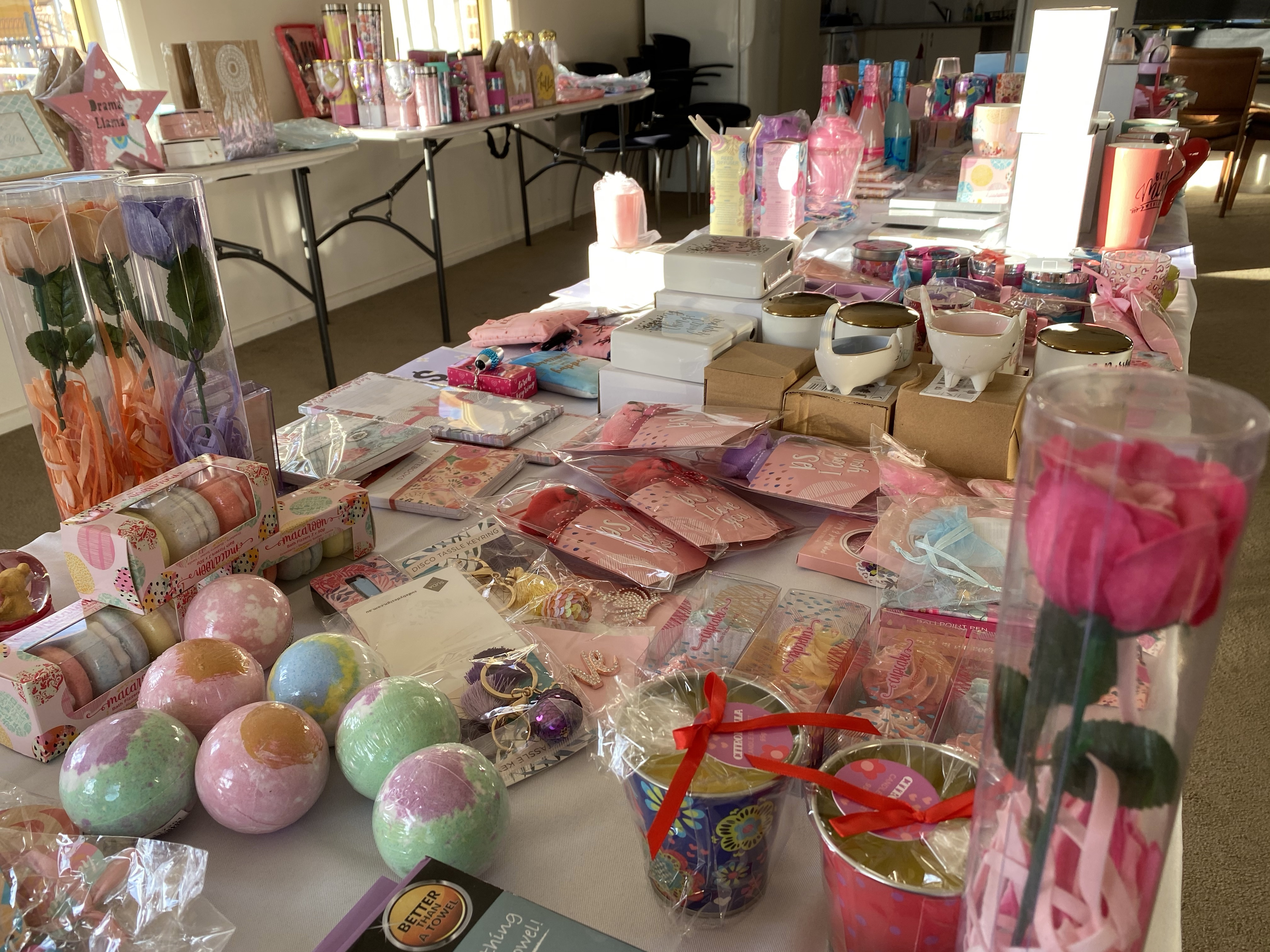 Mother's Day Stall