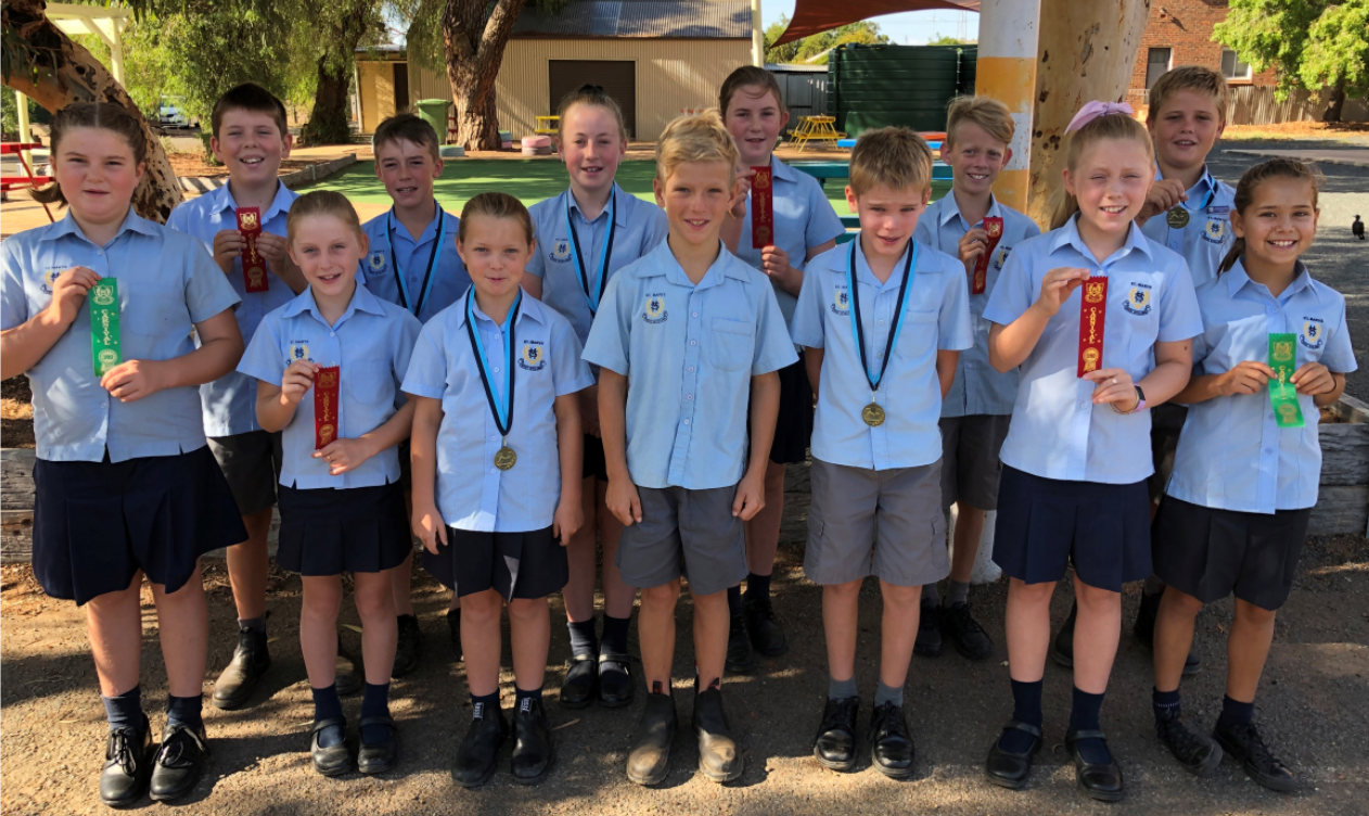 School Swimming Champs