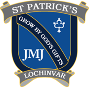 St Patrick's Primary School Lochinvar