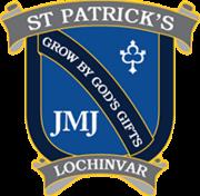 St Patrick's Primary School Lochinvar