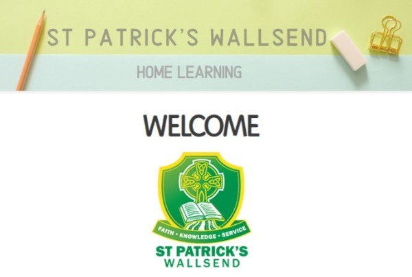 St Patrick's Home Learning