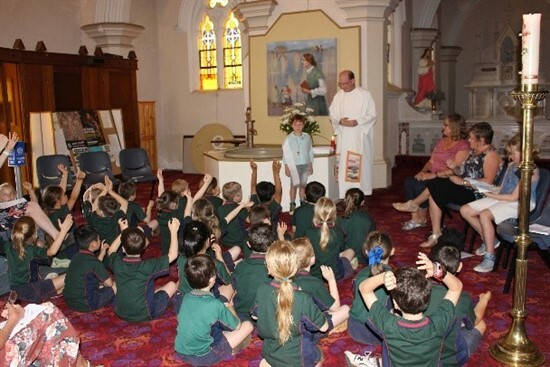 Louis baptism