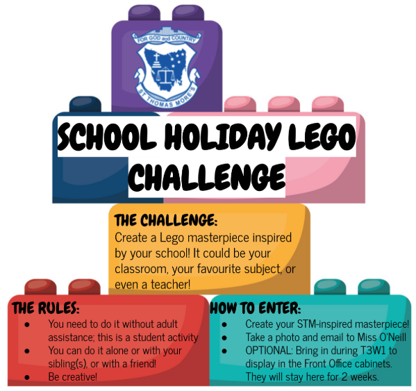 STM Lego Challenge