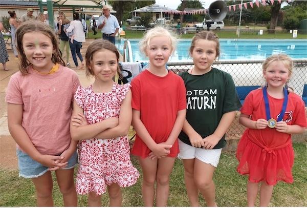 Swimming Carnival 4