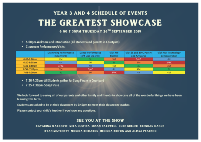 2019 Year 3 and 4 Showcase Timetable.png