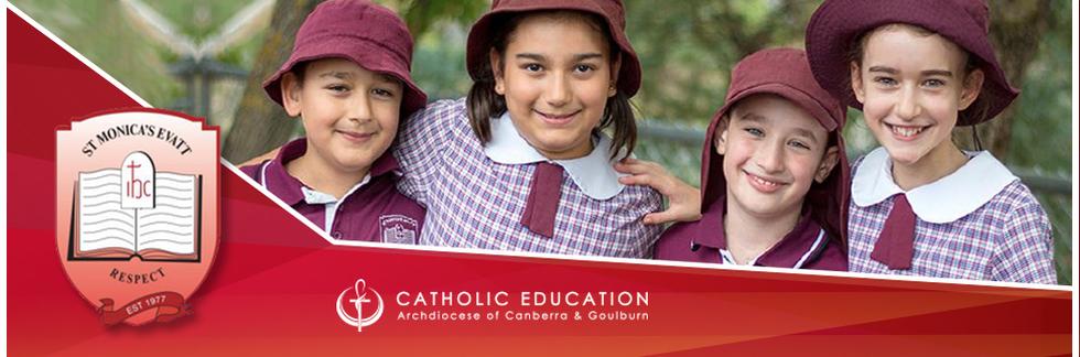 St Monica's Primary School - Evatt