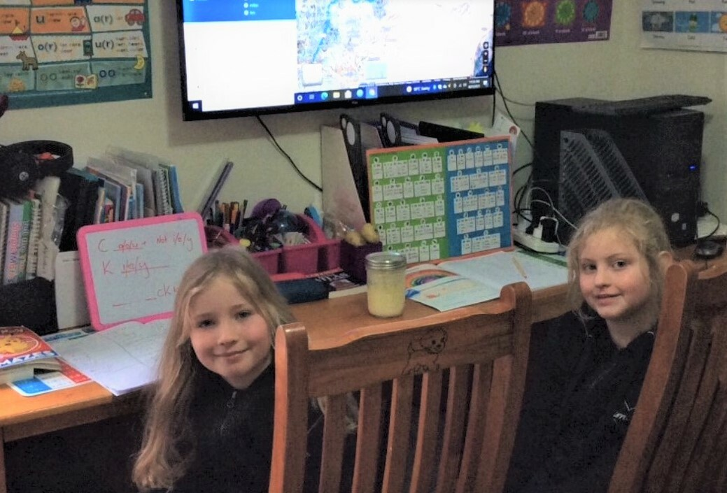 Sept21_Year2_remote_learning_girls