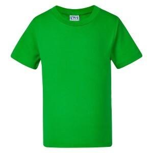 Uniform - green tshirt