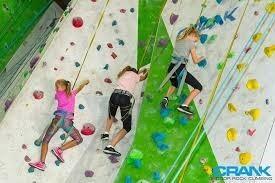 Week 10 - rock climbing