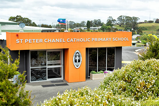 Welcome to St Peter Chanel Catholic Primary School Smithton