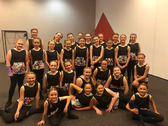 Stage 3 Dance Group