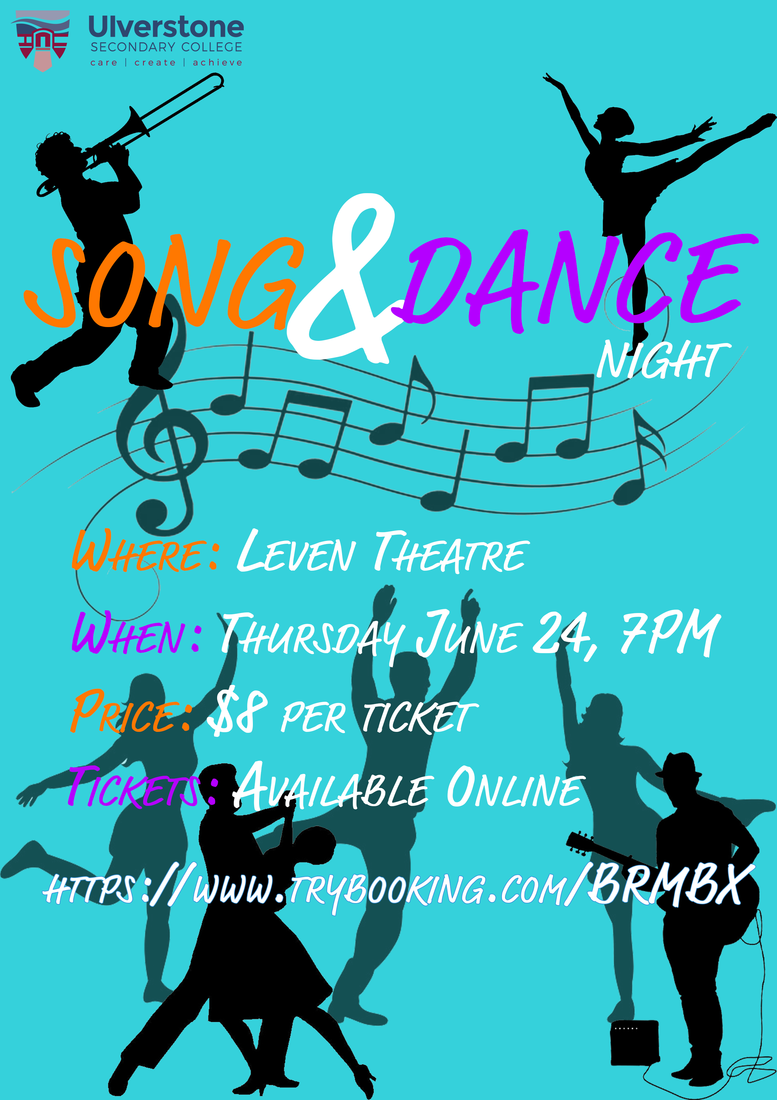 Song & Dance Night featured image