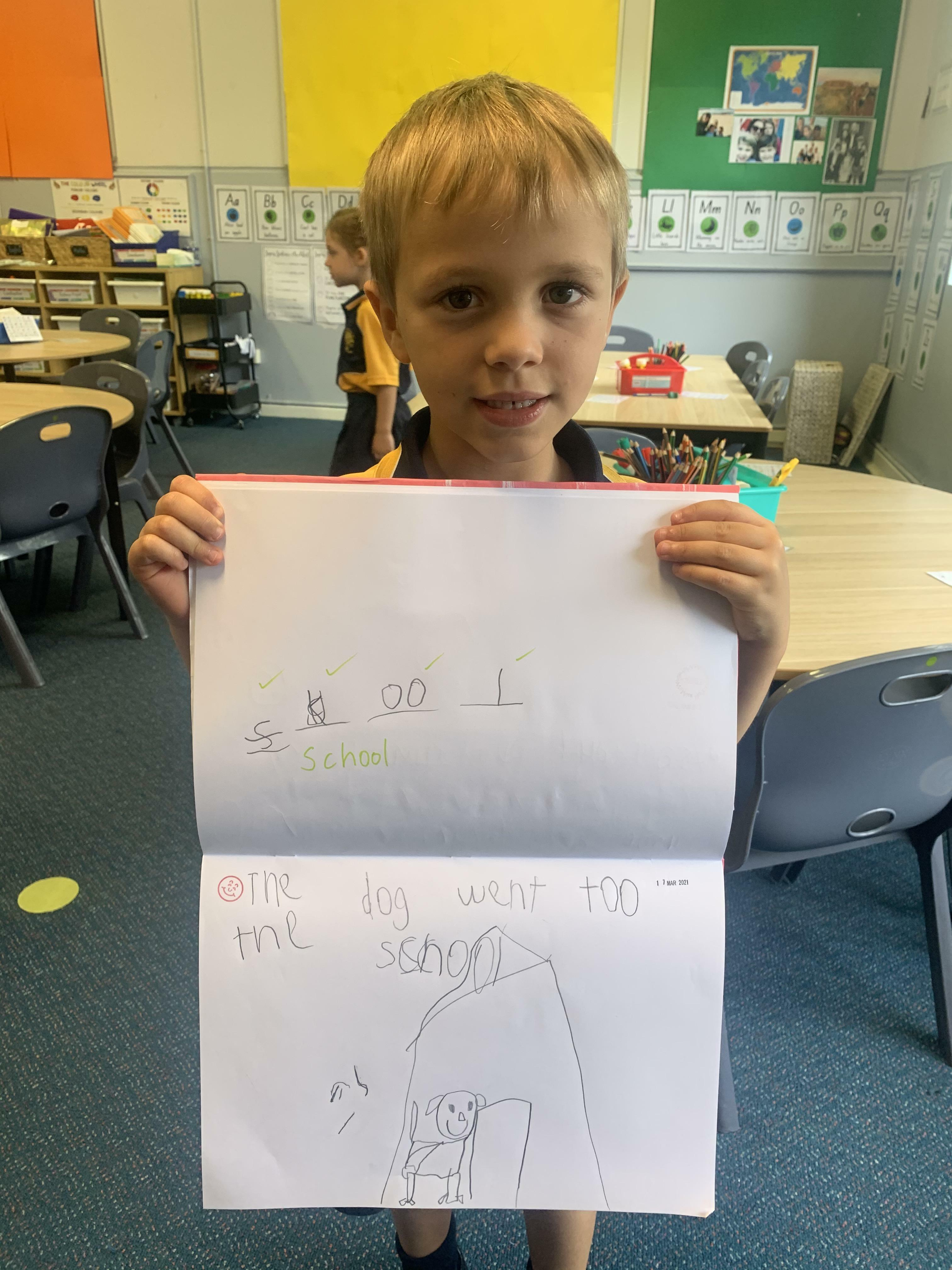 19 March Kindy 6
