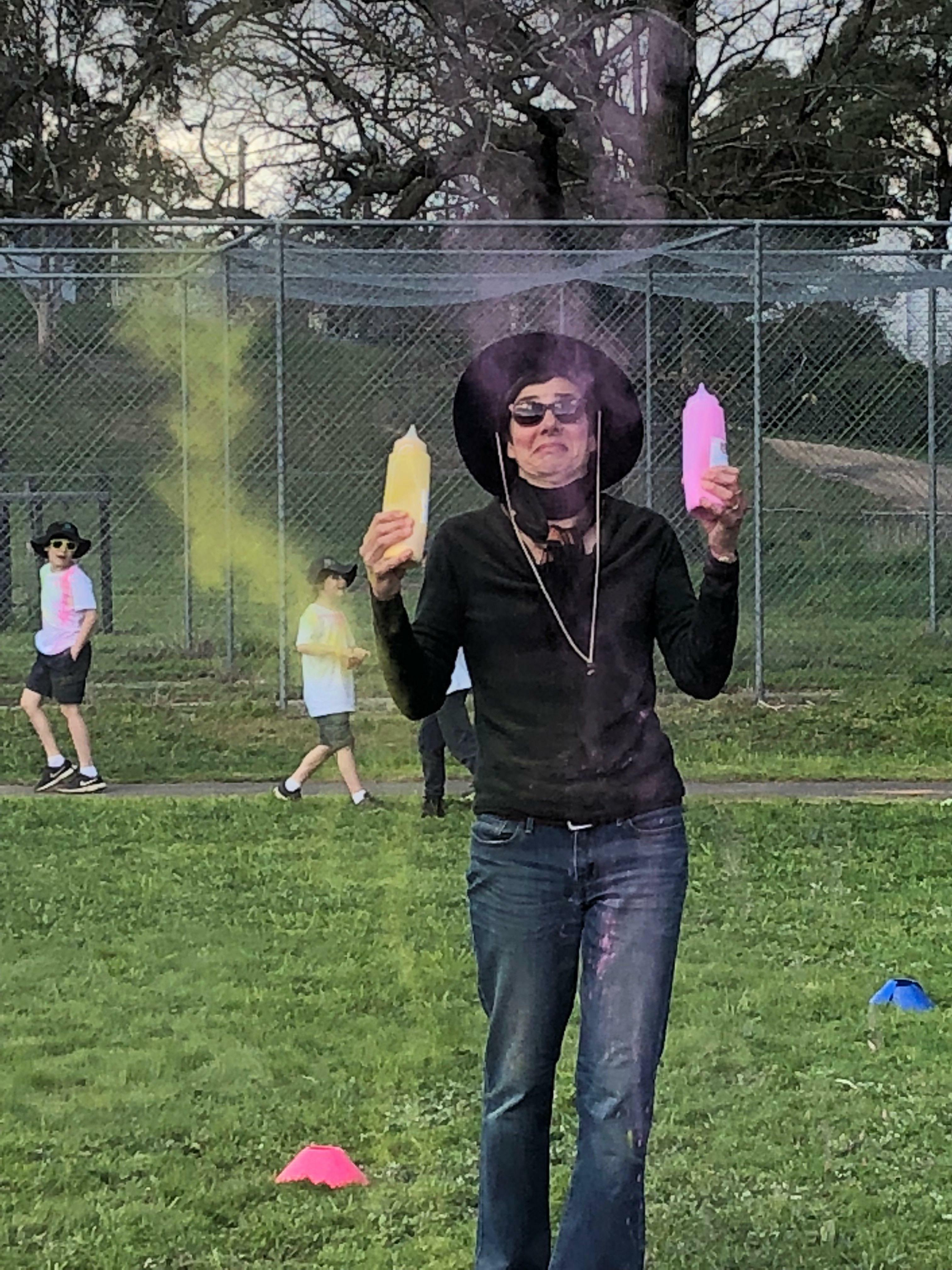 Colour Fun Run 1